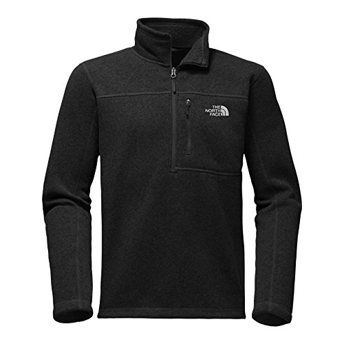 The North Face Men's Gordon Lyons 1/4 Zip TNF Black