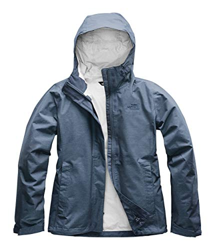 The North Face Women's Venture 2 Jacket Blue Wing Teal Large