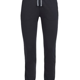 Icebreaker Merino Women's Crush Pants, Black/Charcoal