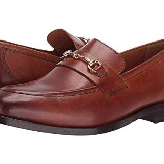 Cole Haan Men's Kneeland Bit Loafer British Tan 11.5 E US