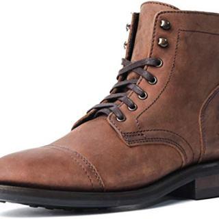 Thursday Boot Company Captain Men's Lace-up Boot, Terracotta