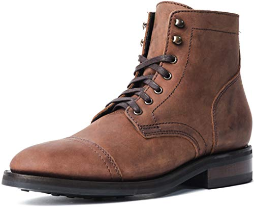 Thursday Boot Company Captain Men's Lace-up Boot, Terracotta