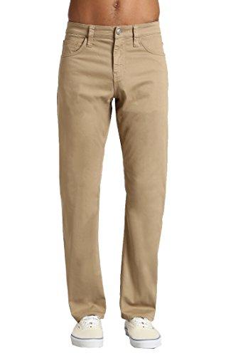 Mavi Men's Matt Classic Mid-Rise Relaxed Straight-Leg Jeans
