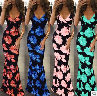17 Summer Dresses Fashion Backless Party Dress