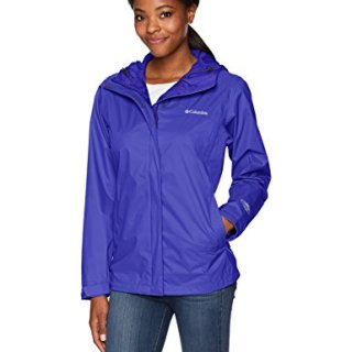 Columbia Women's Arcadia II Waterproof Rain Jacket