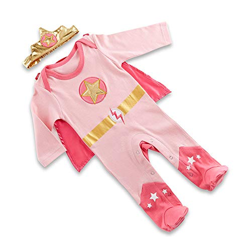 "Baby Aspen""Big Dreamzzz"" Baby Superhero 2-Piece Layette Set"