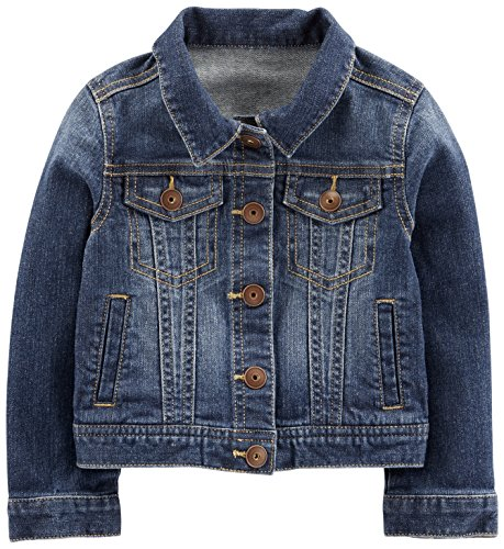 Simple Joys by Carter's Baby Girls' Toddler Denim Jacket