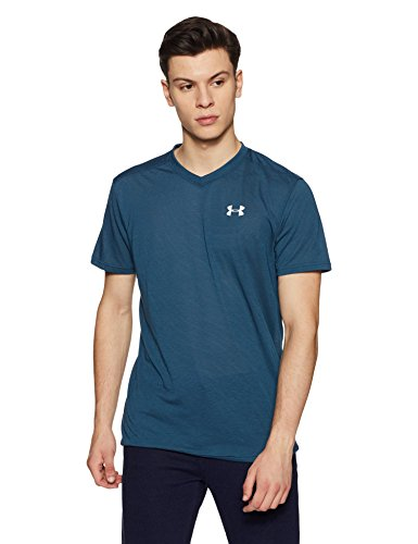 Under Armour Men's Streaker V-Neck Short Sleeve Shirt