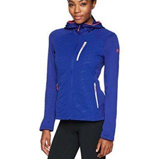 Under Armour Outerwear Women's 3G Ins Fleece Hybrid Fz II Hoodie