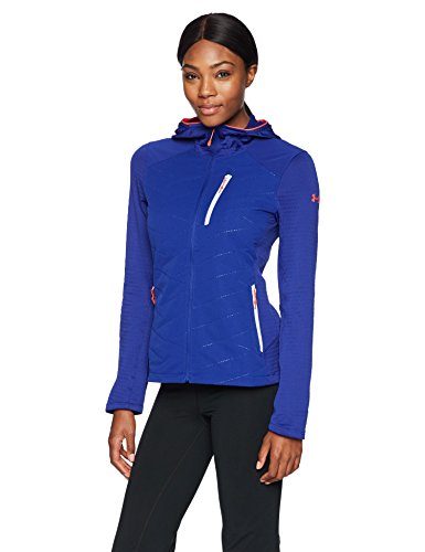 Under Armour Outerwear Women's 3G Ins Fleece Hybrid Fz II Hoodie