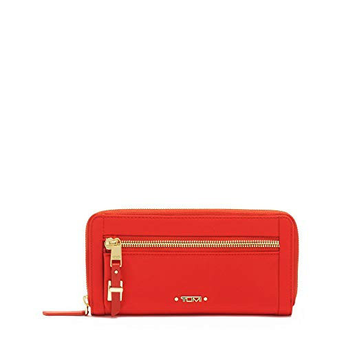 TUMI - Voyageur Zip-Around Continental Wallet