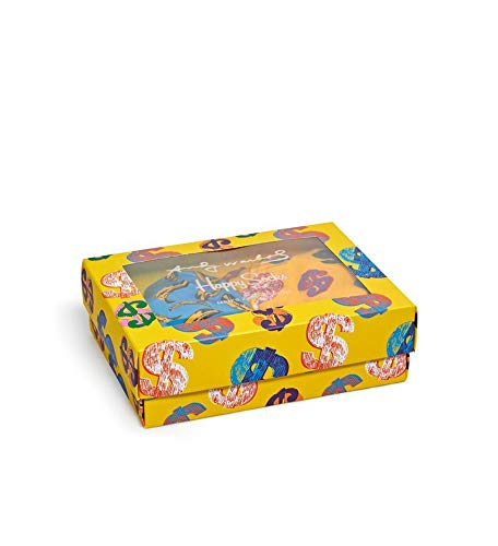 Happy Socks x Andy Warhol Men's Limited Edition