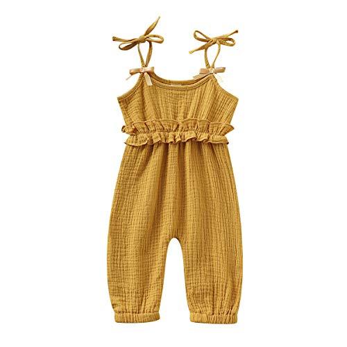 Kids Newborn Infant Baby Girls Summer One Piece Romper Clothes