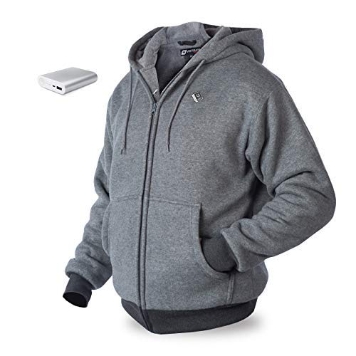 Venture Heat Heated Hoodie with Battery 12 Hour