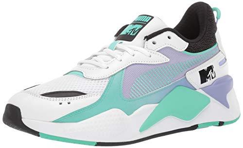 PUMA RS-X MTV Sneaker, White-Sweet Lavender