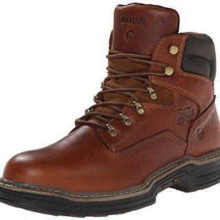 Wolverine Men's Raider Boot, Brown, 9.5 M US