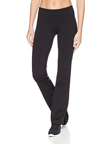 prAna Women's Pillar Pant - Regular Inseam, Black, Small