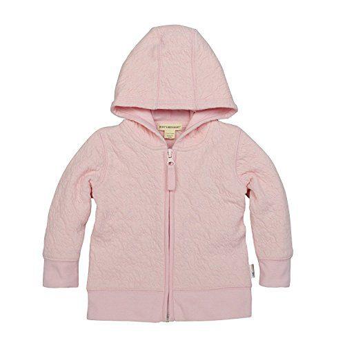 Burt's Bees Baby Baby Jacket, Hooded Coat, 100% Organic Cotton