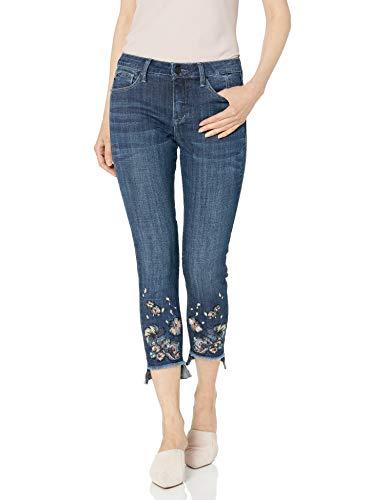 Laurie Felt Women's Classic Denim Stiletto Jeans
