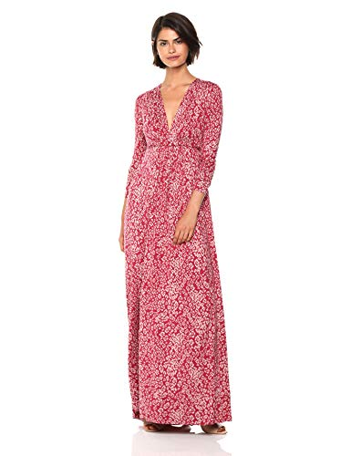 Rachel Pally Women's L/S Full Length Caftan, MAU L