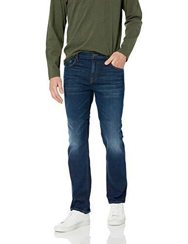 7 For All Mankind Men's Slimmy Slim Straight Leg Jean