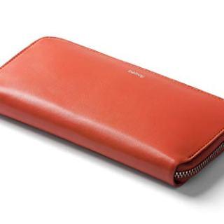 Bellroy Women's Leather Folio Wallet - Tangel