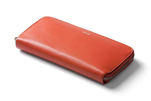 Bellroy Women's Leather Folio Wallet - Tangel