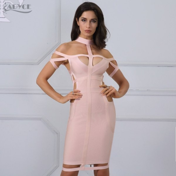 Adyce 19 New Women Bandage Dress Celebrity Evening Party