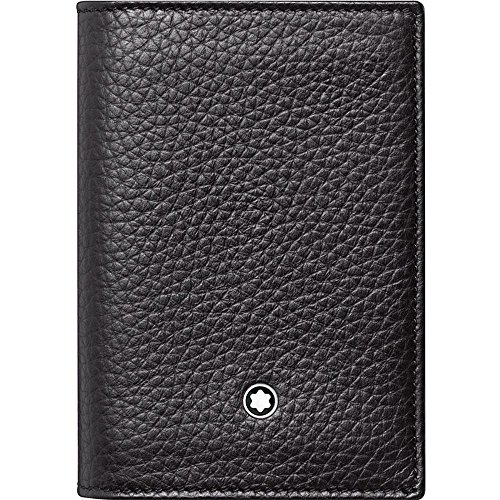 Montblanc Business Card Case, black (black)