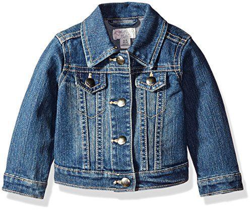 The Children's Place Baby Girls' Denim Jacket