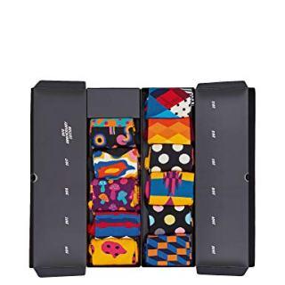 Happy Socks 10-Year Anniversary Gift Box US Socks