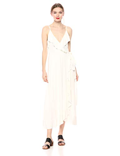 Rachel Pally Women's MID-Length LITA Dress, White S
