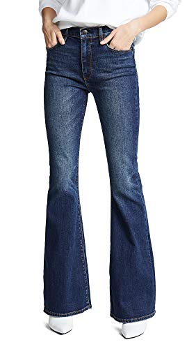 Hudson Jeans Women's Holly HIGH Rise Flare Pocket Jean
