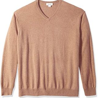 Williams Cashmere Men's Big and Tall 100% Cashmere