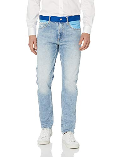 Calvin Klein Men's Slim Fit Jeans, Mohonk Light Blue