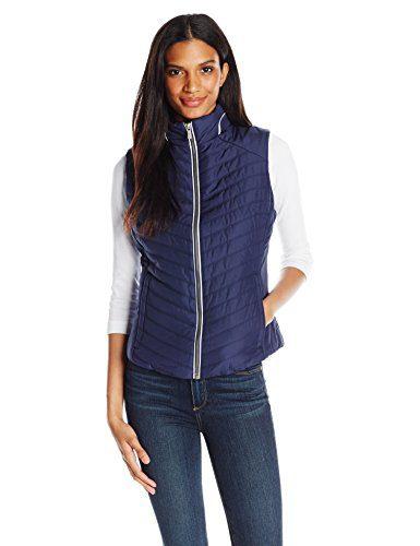 Helly Hansen Women's Crew Insulator Vest, Evening Blue, Medium