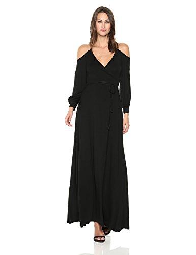 Rachel Pally Women's Dominic Dress, Black M