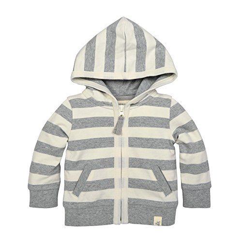 Burt's Bees Baby Baby Sweatshirt, Zip-up Hoodies & Pullover Sweaters