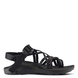 Chaco Women's Zcloud X2 Sport Sandal, Solid Black