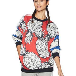 adidas Originals Women's Farm Boyfriend Sweater