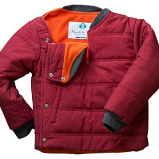 Buckle Me Baby Coats - Safer Car Seat Winter Jacket