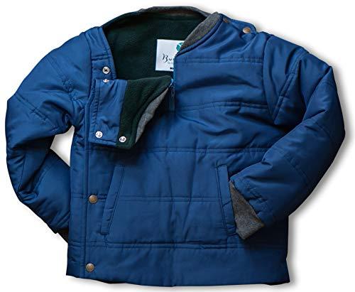 Buckle Me Baby Coat | Car Seat Winter Jacket Toddler Boy Girl