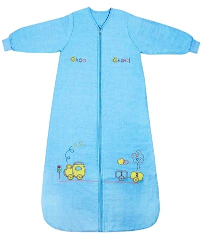Slumbersafe Kid Sleeping Bag Long Sleeves 2.5 Tog