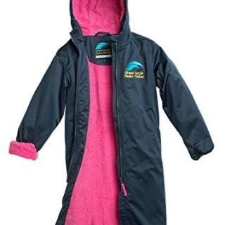 Great Aussie Swim Parkas Swim Robe/Swim Jacket