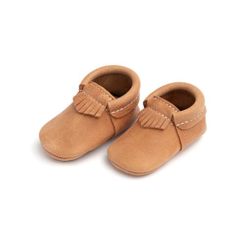 Freshly Picked - Soft Sole Leather City Moccasins