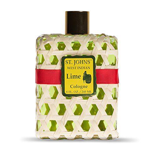 West Indian Lime Cologne for Men in 8 Oz Splash. Fresh