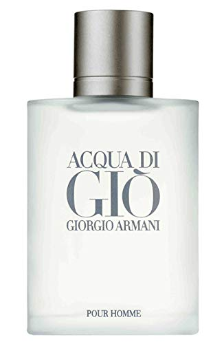 Acqua Di Gio For Men, Eau De Toilette Spray, 3.4 Ounces