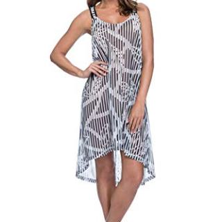 Profile by Gottex Women's Racerback Scoop Neck Beach Dress
