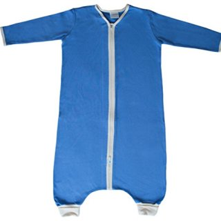 CastleWare Baby- Organic Cotton Rib Knit- Sleeper Bag for Walkers