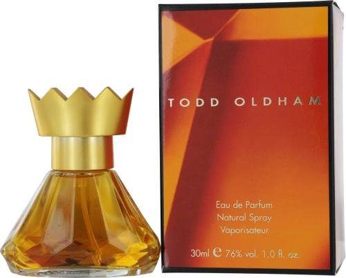 Todd Oldham Eau De Parfum Spray for Women by Todd Oldham